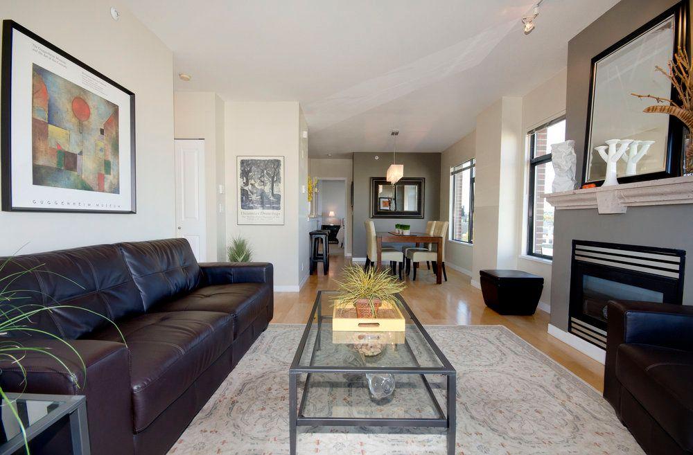 Main Photo: 502 2228 Marstrand Avenue in Solo: Home for sale