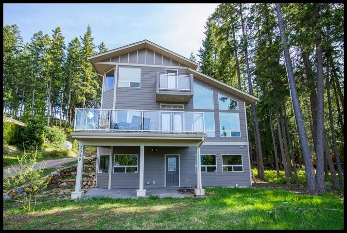Main Photo: 2348 Mount Tuam Crescent in Blind Bay: Cedar Heights House for sale : MLS®# 10098391