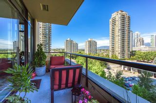 """Photo 14: 805 2355 MADISON Avenue in Burnaby: Brentwood Park Condo for sale in """"OMA"""" (Burnaby North)  : MLS®# R2494939"""