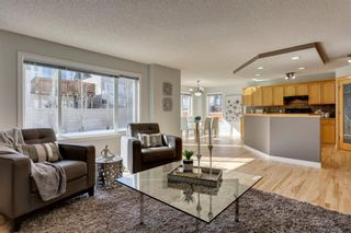 Photo 19: 12469 Crestmont Boulevard SW in Calgary: Crestmont Detached for sale : MLS®# A1109219