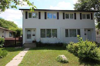 Photo 1: 419 Keenleyside Street in Winnipeg: East Elmwood Residential for sale (3B)  : MLS®# 202018714