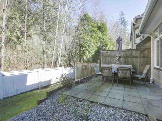 "Photo 10: 18 50 HETT CREEK Drive in Port Moody: Heritage Mountain Townhouse for sale in ""MOUNTAINSIDE"" : MLS®# R2351902"