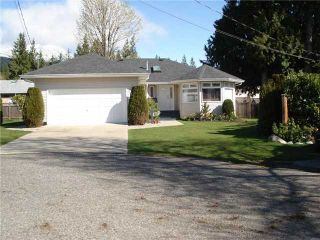 Photo 1: 812 PLEASANT Place in Gibsons: Gibsons & Area House for sale (Sunshine Coast)  : MLS®# V821499