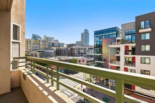Photo 2: DOWNTOWN Condo for rent : 2 bedrooms : 330 J St #507 in San Diego