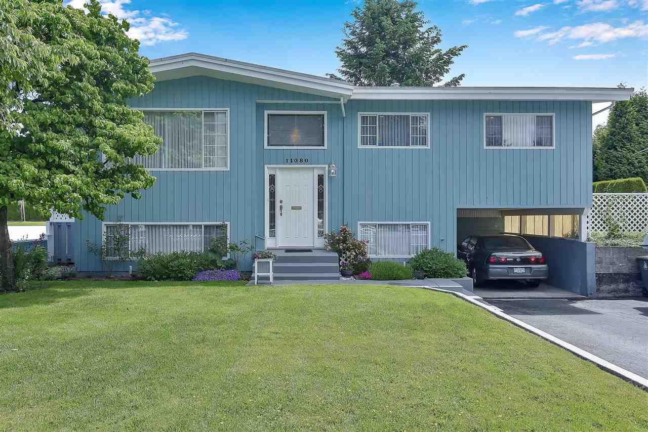 """Main Photo: 11080 ORIOLE Drive in Surrey: Bolivar Heights House for sale in """"Birdland"""" (North Surrey)  : MLS®# R2589408"""