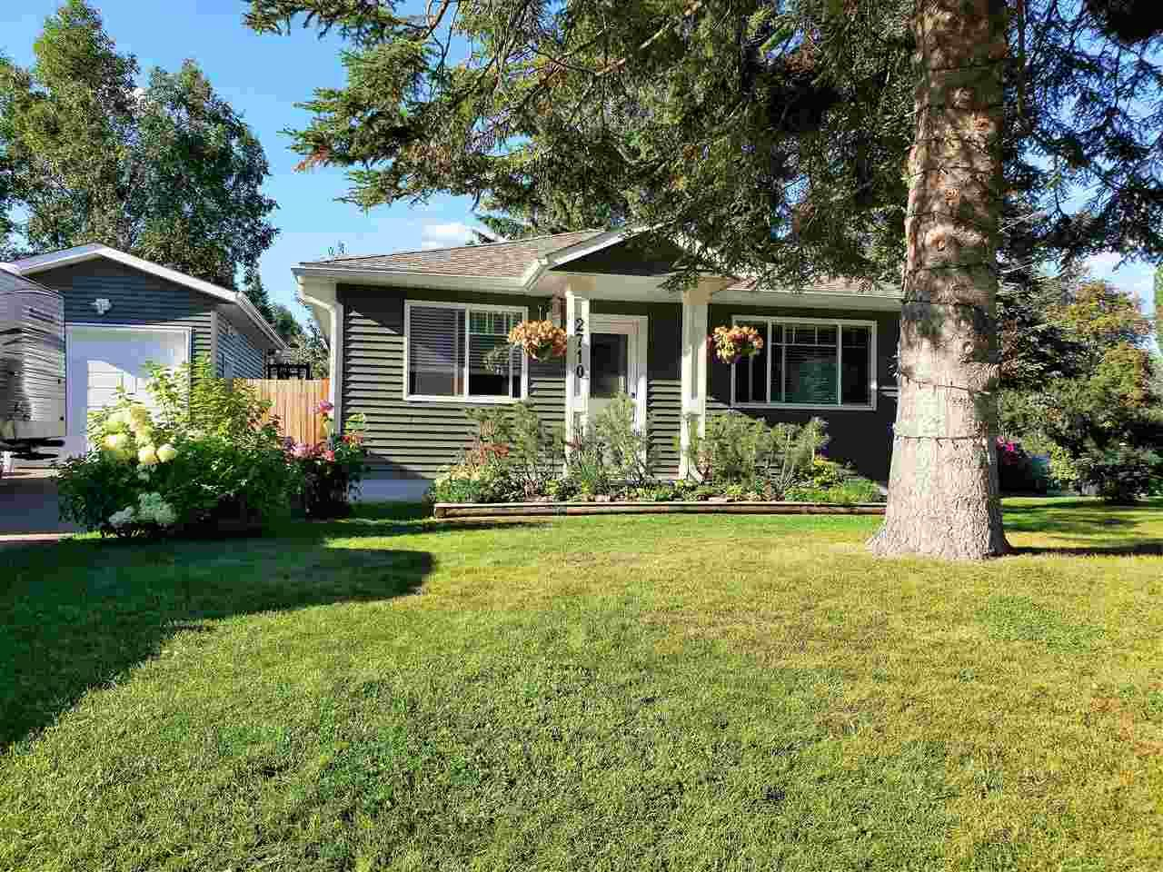 Main Photo: 2710 PETERSEN Road in Prince George: Peden Hill House for sale (PG City West (Zone 71))  : MLS®# R2487872