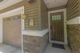 "Photo 2: 105 1480 SOUTHVIEW Street in Coquitlam: Burke Mountain Townhouse for sale in ""CEDAR CREEK"" : MLS®# R2473563"