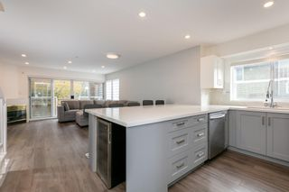 """Photo 3: 3359 FIELDSTONE Avenue in Vancouver: Champlain Heights Townhouse for sale in """"Marine woods"""" (Vancouver East)  : MLS®# R2570281"""