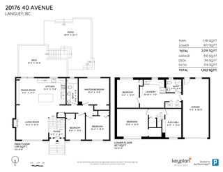 """Photo 33: 20176 40 Avenue in Langley: Brookswood Langley House for sale in """"Brookswood"""" : MLS®# R2532072"""
