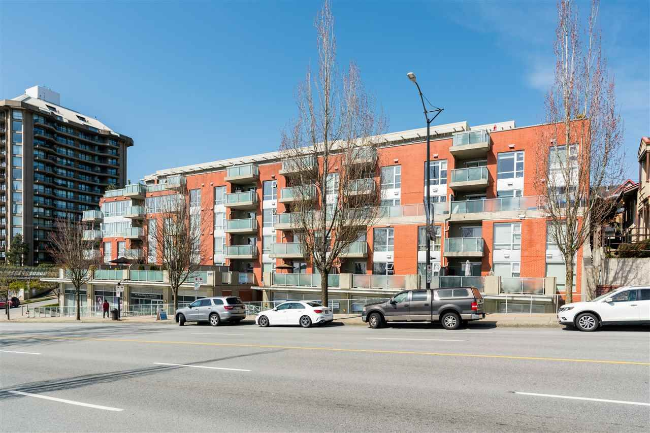 """Main Photo: 103 3811 HASTINGS Street in Burnaby: Vancouver Heights Condo for sale in """"MONDEO"""" (Burnaby North)  : MLS®# R2561997"""