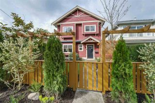 Photo 1: 2951 VICTORIA Drive in Vancouver: Grandview VE 1/2 Duplex for sale (Vancouver East)  : MLS®# R2050820