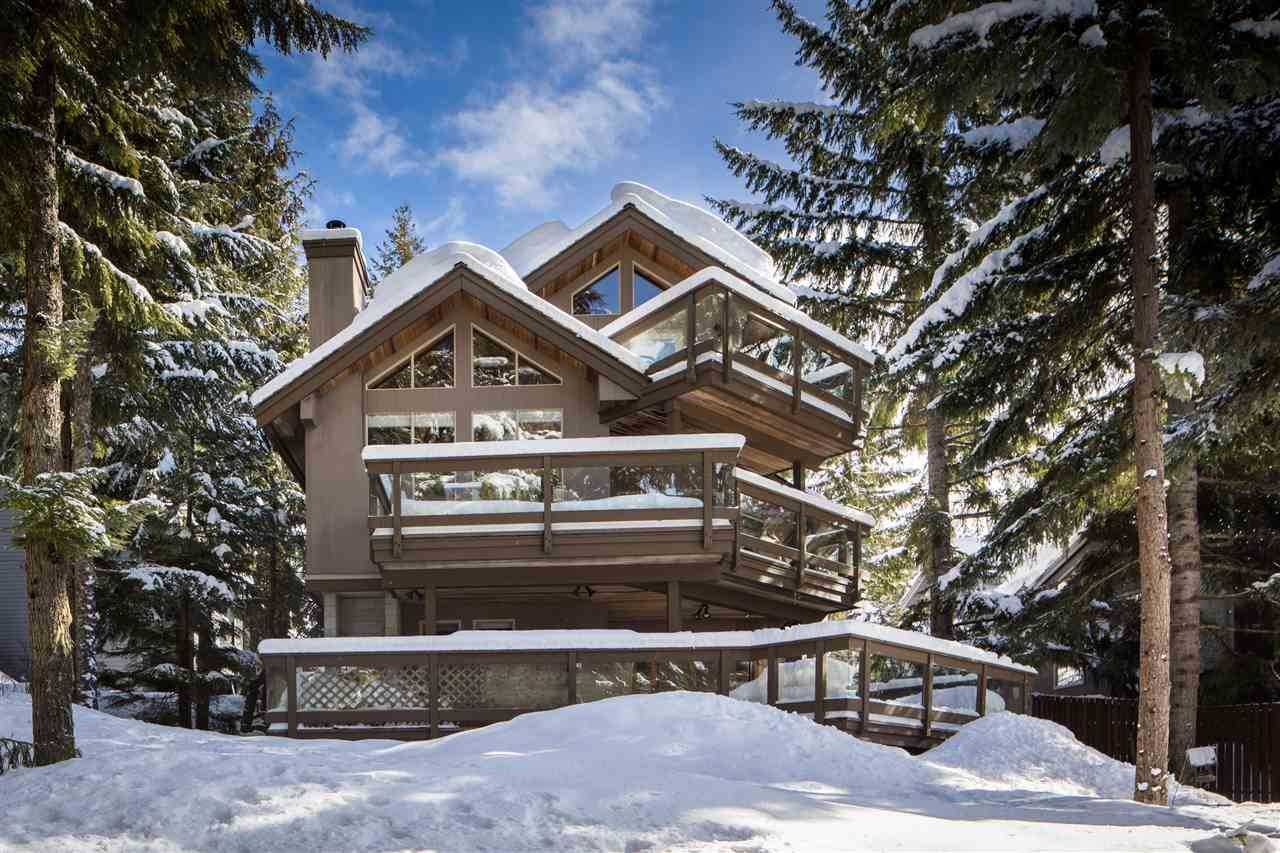 """Main Photo: 6467 ST ANDREWS Way in Whistler: Whistler Cay Heights 1/2 Duplex for sale in """"WHISTLER CAY HEIGHTS"""" : MLS®# R2145473"""