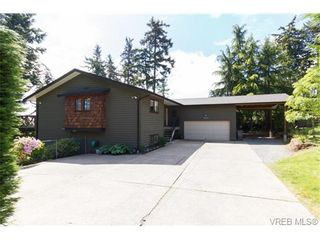 Photo 2: 2637 Tanner Rd in VICTORIA: CS Martindale House for sale (Central Saanich)  : MLS®# 701814