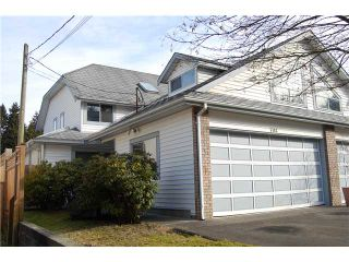 Photo 1: 1743 HIE Avenue in Coquitlam: Maillardville 1/2 Duplex for sale : MLS®# V870879