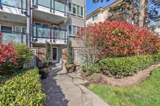 """Photo 5: 107 1823 E GEORGIA Street in Vancouver: Hastings Condo for sale in """"Georgia Court"""" (Vancouver East)  : MLS®# R2564367"""
