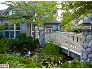 """Photo 2: 42 18707 65TH Avenue in Surrey: Cloverdale BC Townhouse for sale in """"The Legends"""" (Cloverdale)  : MLS®# F1124254"""