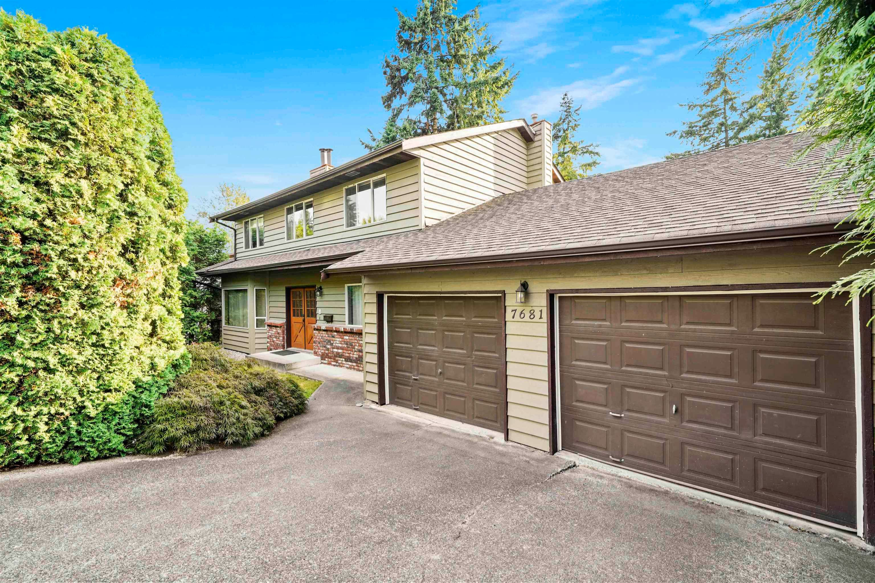 Main Photo: 7681 BARRYMORE Drive in Delta: Nordel House for sale (N. Delta)  : MLS®# R2613211
