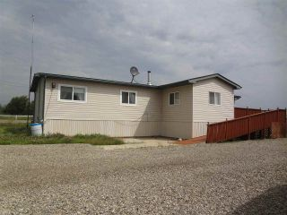 Main Photo: 8075 269 Road in Fort St. John: Fort St. John - Rural W 100th Manufactured Home for sale (Fort St. John (Zone 60))  : MLS®# R2543207
