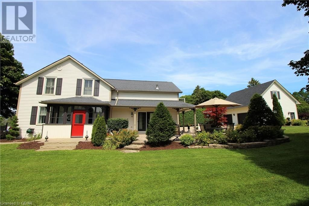 Main Photo: 3069 COUNTY ROAD 10 in Port Hope: House for sale : MLS®# 40166644