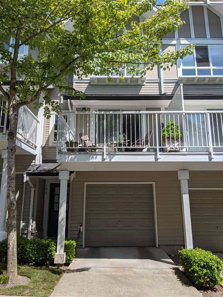 Main Photo: 102 6747 203 Street in Langley: Willoughby Heights Townhouse for sale : MLS®# R2584107