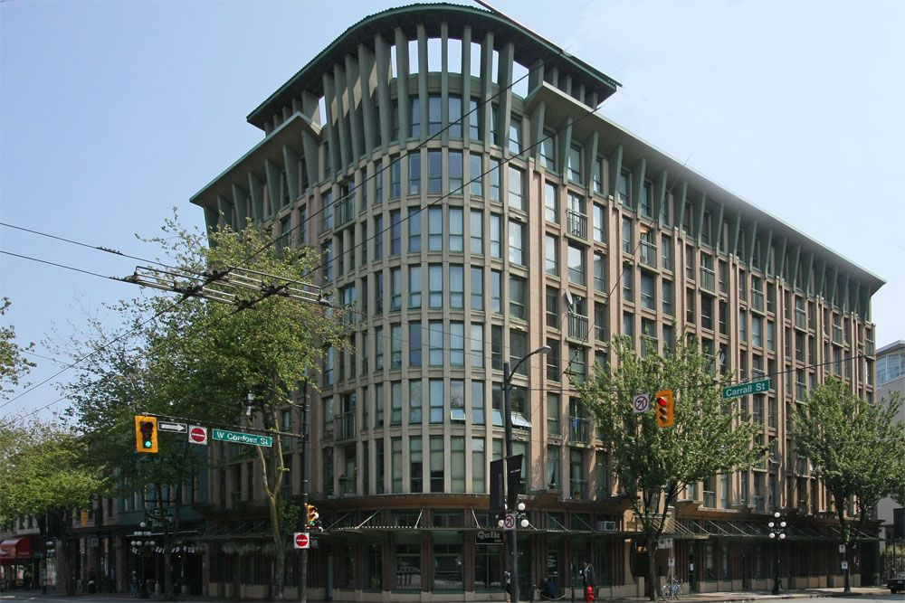 Main Photo: 109 1 E Cordova Street in Vancouver: Downtown VE Condo for sale (Vancouver East)  : MLS®# V891469