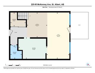 Photo 31: 225 95 MCKENNEY Avenue: St. Albert Condo for sale : MLS®# E4238438