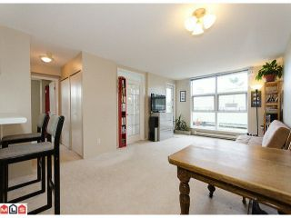 """Photo 1: 503 10523 UNIVERSITY Drive in Surrey: Whalley Condo for sale in """"Grandview Court"""" (North Surrey)  : MLS®# F1124694"""