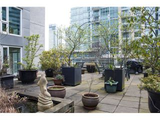 Photo 1: 302 535 Nicola in Vancouver: Coal Harbour Condo for sale (Vancouver West)  : MLS®# V1057107