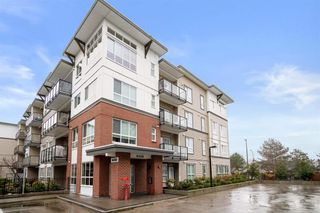 """Main Photo: 205 6438 195A Street in Surrey: Clayton Condo for sale in """"Yale Bloc 2"""" (Cloverdale)  : MLS®# R2556654"""