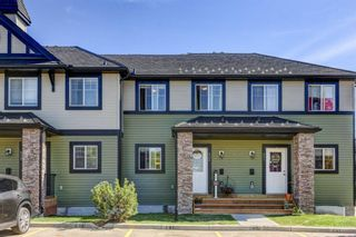 Photo 1: 802 140 Sagewood Boulevard SW: Airdrie Row/Townhouse for sale : MLS®# A1114716