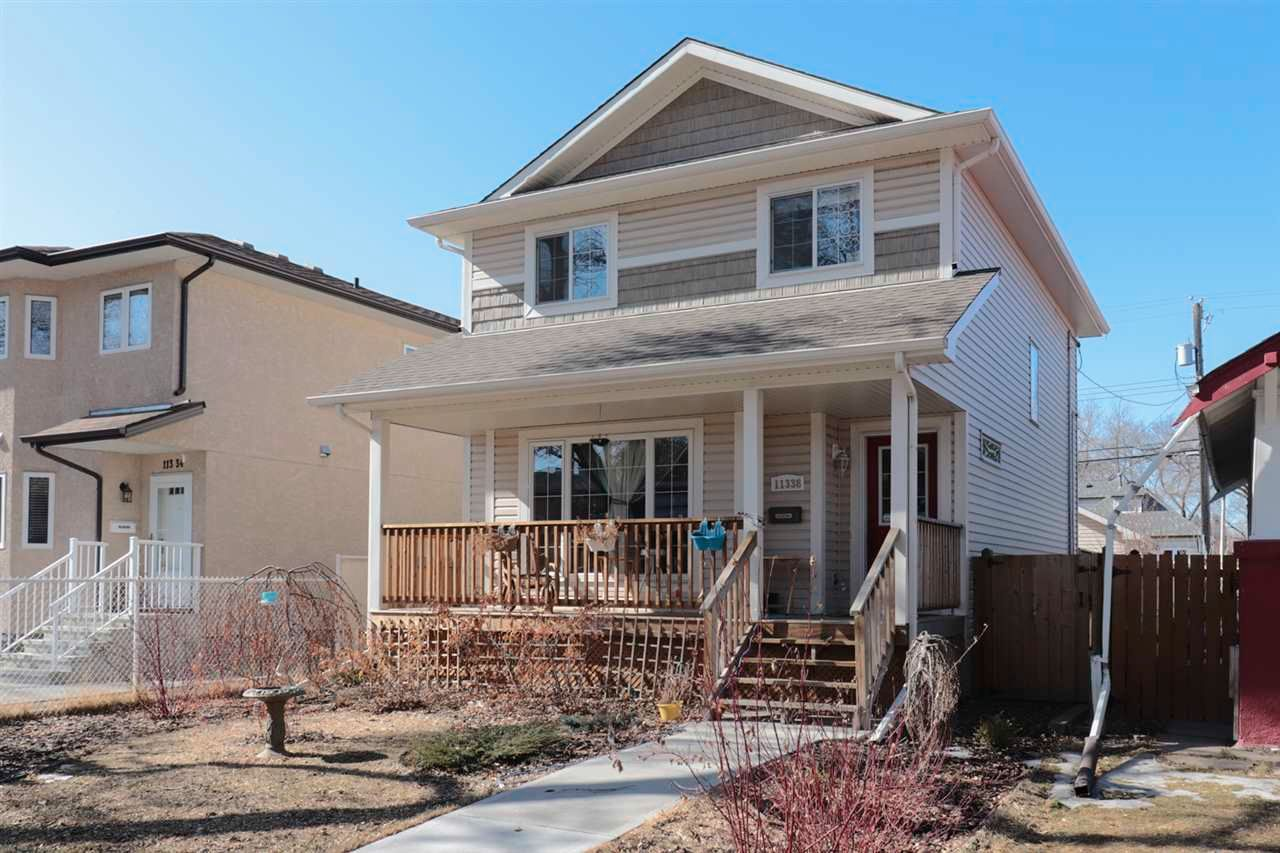 Main Photo: 11338 95A Street in Edmonton: Zone 05 House for sale : MLS®# E4236941