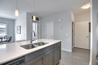 Photo 18: 191 Silverado Plains Park SW in Calgary: Silverado Row/Townhouse for sale : MLS®# A1086865