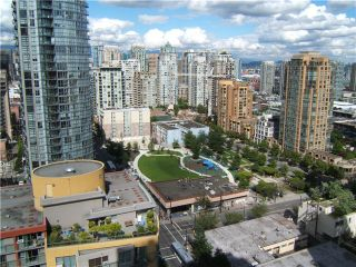 """Photo 5: 2306 1255 SEYMOUR Street in Vancouver: Downtown VW Condo for sale in """"ELAN"""" (Vancouver West)  : MLS®# V839228"""
