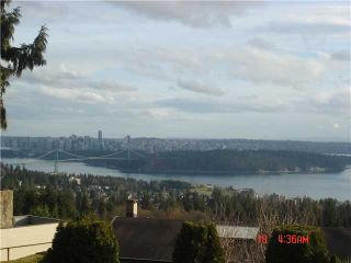"""Photo 1: 1402 CAMELOT Road in West Vancouver: Chartwell House for sale in """"Chartwell"""" : MLS®# V875570"""