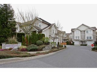 """Photo 2: 41 21535 88 Avenue in Langley: Walnut Grove Townhouse for sale in """"Redwood Lane"""" : MLS®# F1436520"""