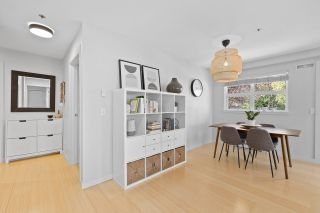 """Photo 6: 202 1515 E 6TH Avenue in Vancouver: Grandview Woodland Condo for sale in """"Woodland Terrace"""" (Vancouver East)  : MLS®# R2571268"""