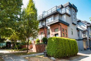 """Main Photo: 3337 WINDSOR Street in Vancouver: Fraser VE Townhouse for sale in """"The Nine"""" (Vancouver East)  : MLS®# R2605481"""