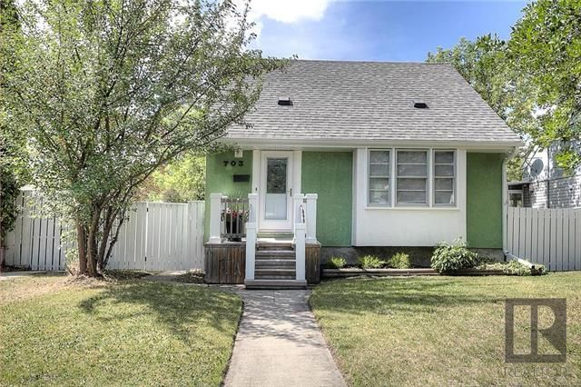 Main Photo: 703 Cambridge Street in Winnipeg: River Heights Residential for sale (1D)  : MLS®# 1823144
