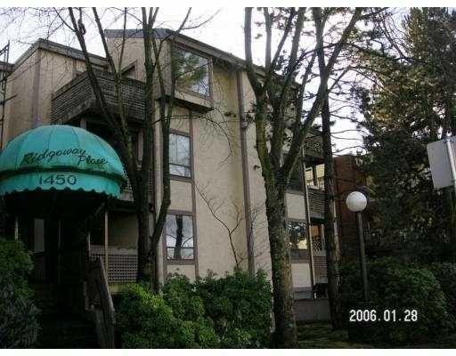 """Main Photo: 210 1450 E 7TH AV in Vancouver: Grandview VE Condo for sale in """"RIDGEWAY PL"""" (Vancouver East)  : MLS®# V589177"""