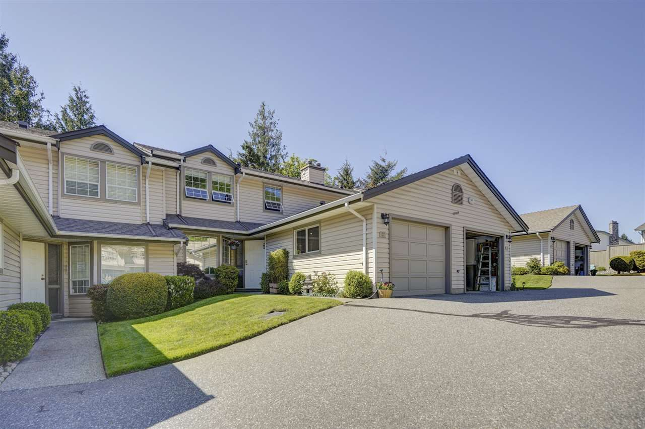 "Main Photo: 22 2803 MARBLE HILL Drive in Abbotsford: Abbotsford East Townhouse for sale in ""Marble Hill Place"" : MLS®# R2455033"