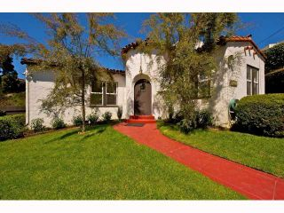 Photo 1: MISSION HILLS House for sale : 3 bedrooms : 3902 Clark in San Diego