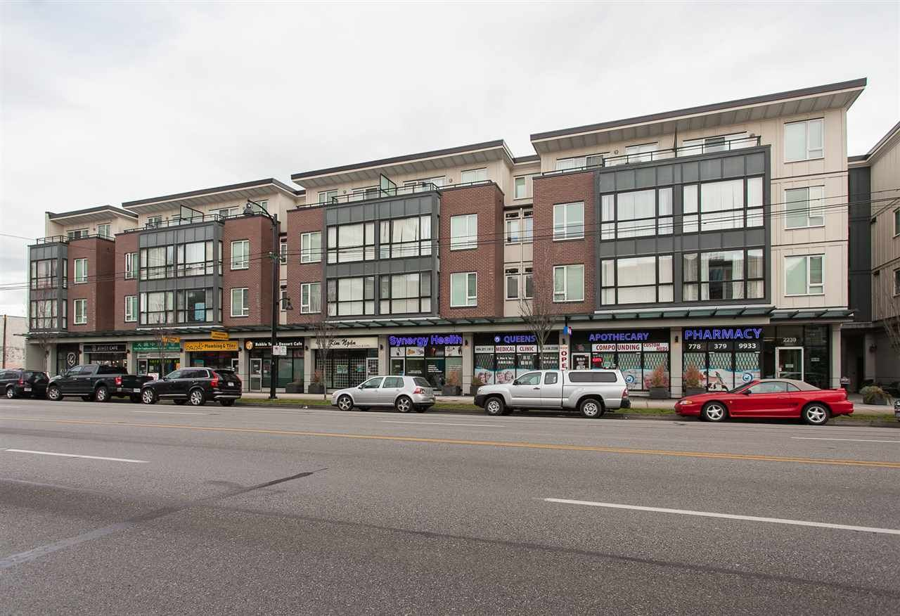 """Main Photo: 225 2239 KINGSWAY Street in Vancouver: Victoria VE Condo for sale in """"THE SCENA"""" (Vancouver East)  : MLS®# R2232675"""