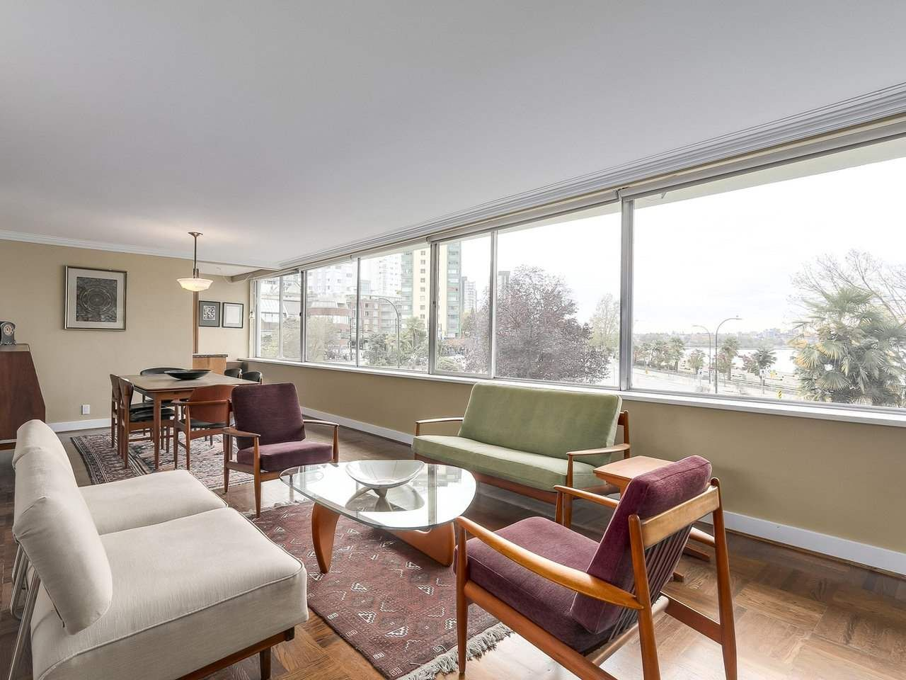 Main Photo: 204 1835 MORTON Avenue in Vancouver: West End VW Condo for sale (Vancouver West)  : MLS®# R2219618