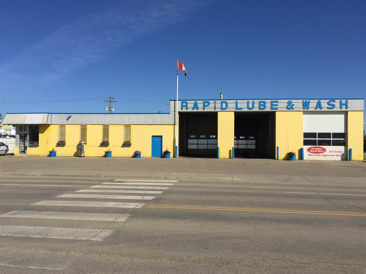 Main Photo: 11204 100 Avenue in Fort St. John: Fort St. John - City NW Business with Property for sale (Fort St. John (Zone 60))  : MLS®# C8027503