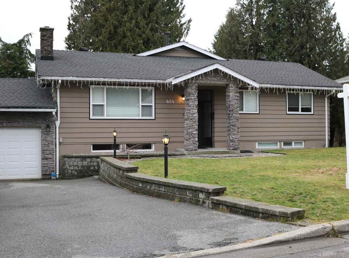 Main Photo: 404 MADISON Street in Coquitlam: Central Coquitlam House for sale : MLS®# R2240290