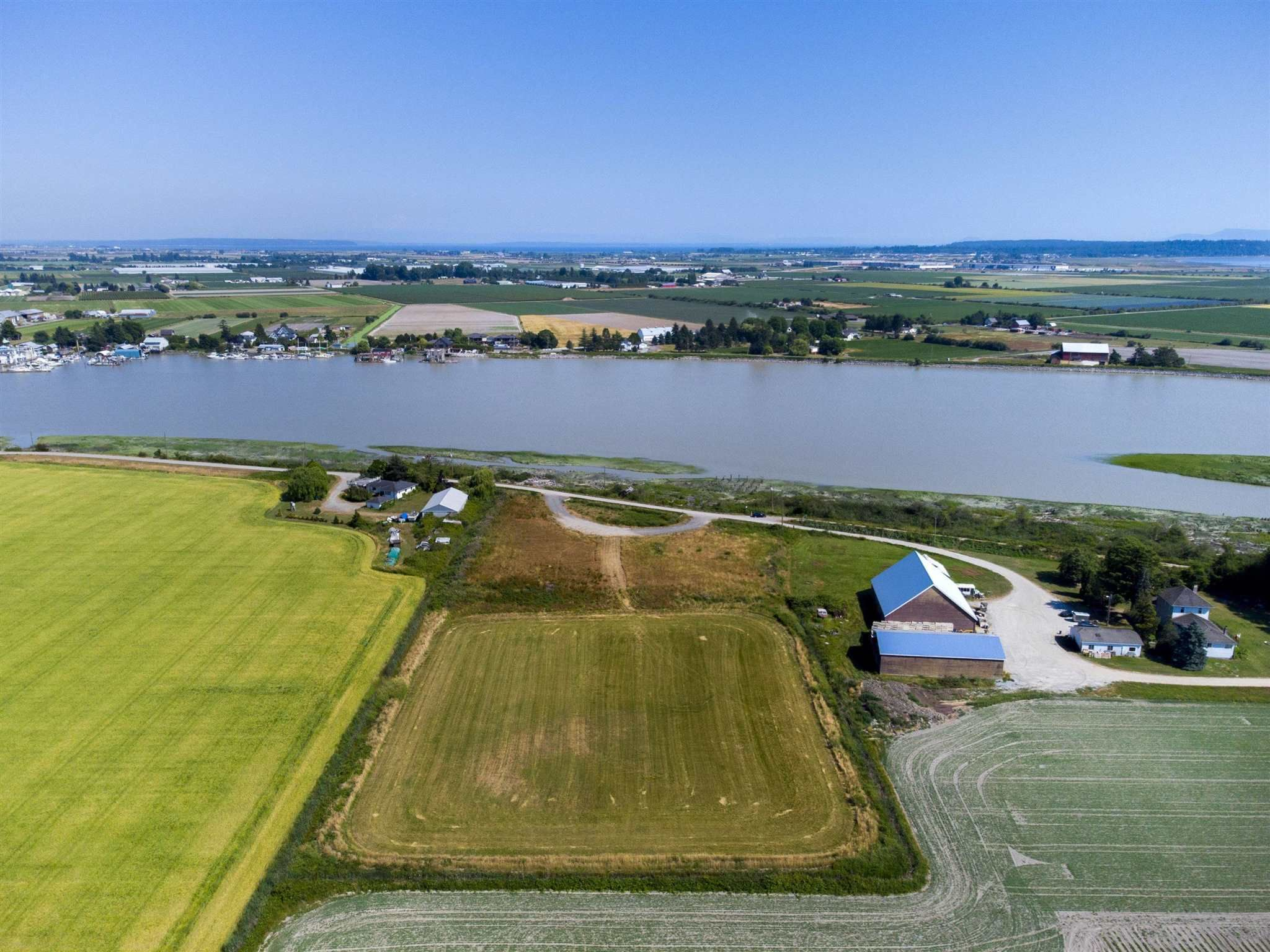 Main Photo: 3995 TRIM Road in Delta: Westham Island Land for sale (Ladner)  : MLS®# R2596976