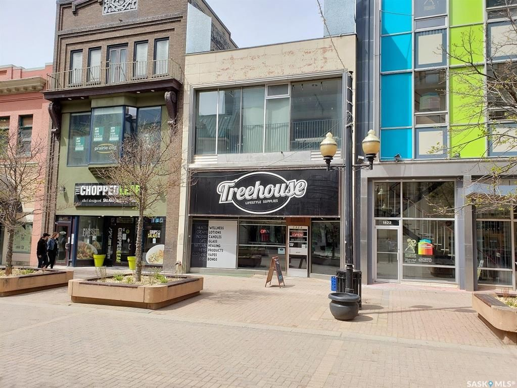 Main Photo: 1828 Scarth Street in Regina: Downtown District Commercial for sale : MLS®# SK840344