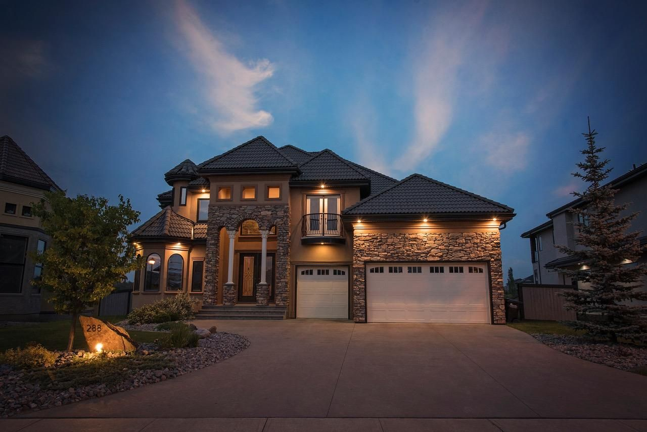 Main Photo: 288 52327 RGE RD 233: Rural Strathcona County House for sale : MLS®# E4248721