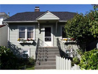 """Photo 1: 5083 NANAIMO Street in Vancouver: Victoria VE House for sale in """"COLLINGWOOD"""" (Vancouver East)  : MLS®# V906111"""