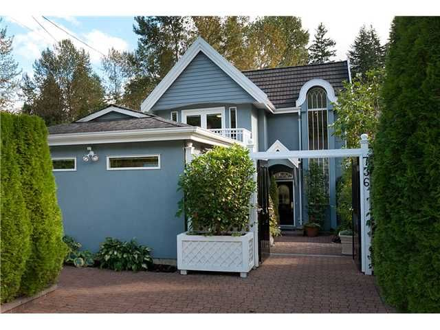 Main Photo: 736 SEYMOUR Boulevard in North Vancouver: Seymour House for sale : MLS®# V914166